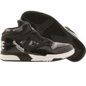 Reebok x AAPE By A Bathing Ape Men Pump Omni Lite (black / camo / white)