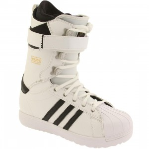 Adidas Men The Superstar Boots (white / core black / gold metallic)