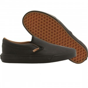 Vans Men Classic Slip-On California - Reptile (black)