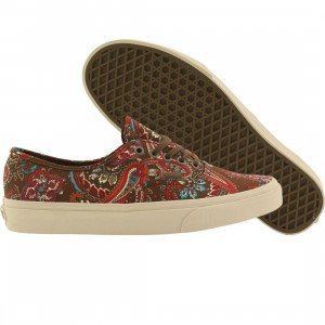 Vans Men Authentic California - Paisley (green / olive)