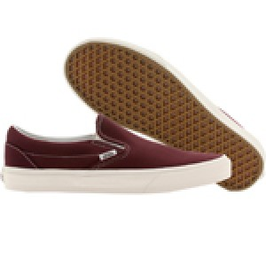 Vans Men Classic Slip-On Vintage (purple / fig)