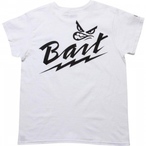 BAIT Womens Attitude Tee (white)
