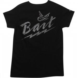 BAIT Womens Attitude Tee (black)
