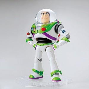 Bandai Cinema-Rise Standard Toy Story Buzz Lightyear Model Kit (white)