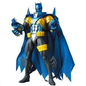PREORDER - Medicom MAFEX Batman Knightfall Batman Figure (blue)