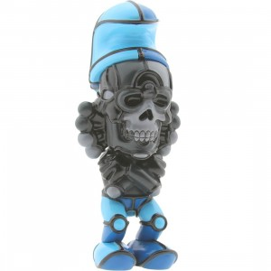 BAIT Comikaze Exclusive David Flores Deathead Smurks Figure (blue)