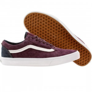 Vans Men Old Skool Reissue Ca P And D (purple / potent purple)