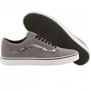 Vans Men Old Skool Snake (gray / frost gray / silver)