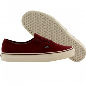 Vans Men Authentic Sport Vintage (red / oxblood red)