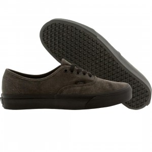 Vans Men Authentic Washed (black / black)