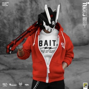 BAIT x Deviltoy - The TEQ63 Exlcusive 200 Limited Edition (red)