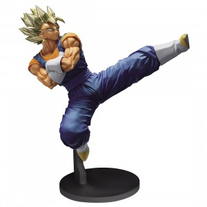 PREORDER - Banpresto Dragon Ball Z Blood Of Saiyans Special Ver. 8 Super Saiyan Vegito Figure (blue)