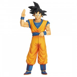 PREORDER - Banpresto Dragon Ball Z Figure Ekiden Outward Bound Son Goku Figure (orange)