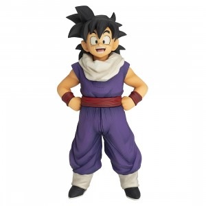 PREORDER - Banpresto Dragon Ball Z Figure Ekiden Return Trip Youth Son Gohan Figure (purple)