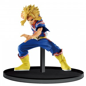 PREORDER - Banpresto My Hero Academia Banpresto Figure Colosseum Special All Might Figure (yellow)