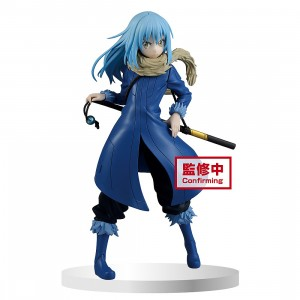 PREORDER - Banpresto That Time I Got Reincarnated as a Slime Otherworlder Vol.1 Rimuru Tempest Figure (blue)