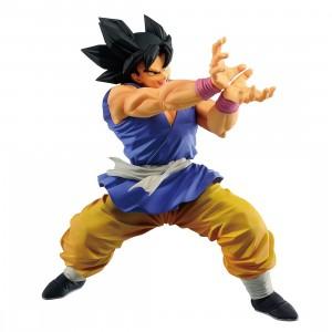 Banpresto Dragon Ball GT Ultimate Soldiers Son Goku Figure (blue)