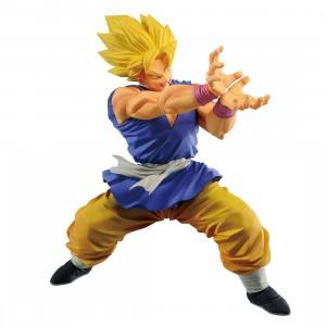 Banpresto Dragon Ball GT Ultimate Soldiers Super Saiyan Son Goku Figure (yellow)