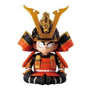 Banpresto Dragon Ball Japanese Armor And Helmet Son Goku Ver A Figure Re-Run (red)