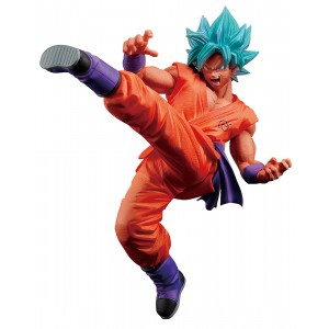 PREORDER - Banpresto Dragon Ball Super Son Goku Fes!! Vol 5 Super Saiyan God Super Saiyan Son Goku Figure (orange)