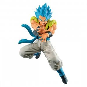 Banpresto Dragon Ball Super Gogeta Super Kamehameha II Ver. 1 Figure (blue)