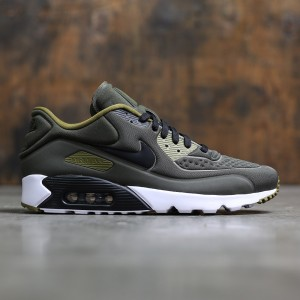 Nike Men Air Max 90 Ultra Se (cargo khaki / black-olive flak-white)