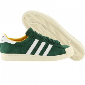 Adidas Men Half Shell 80s (forest / runninwhite / ecru)
