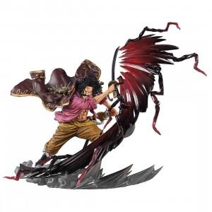 PREORDER - Bandai Figuarts Zero One Piece Gol D. Roger Kamusari Figure (red)