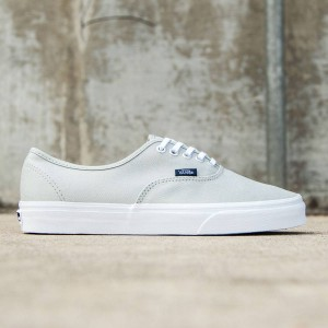 Vans Men Authentic - Deck Club (gray / high rise)