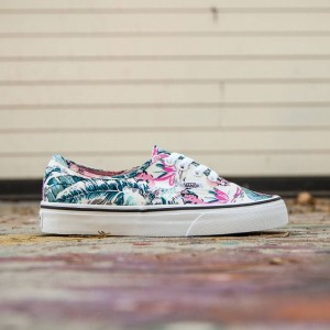 Vans Women Authentic - Tropical (multi / white)