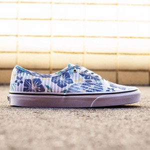 Vans Men Authentic - Aloha Stripes (blue / white)