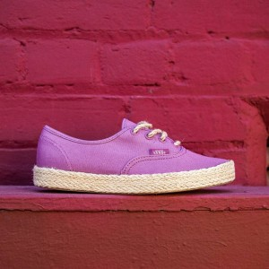 Vans Women Authentic Espadrille - Canvas (purple / grape nectar)