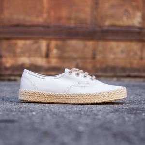 Vans Women Authentic Espadrille - Canvas (black / micro chip)