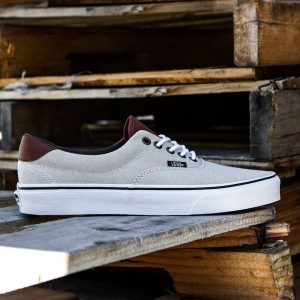 Vans Men Era 59 - Oxford And Leather (khaki / true white)