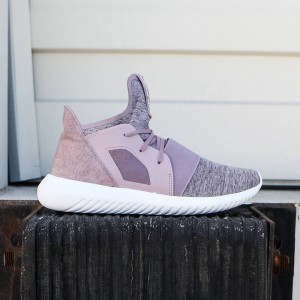 Adidas Women Tubular Defiant (purple / blanch purple / core white)