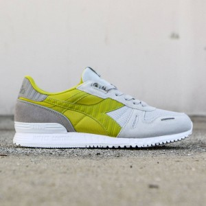 Diadora Men Titan II (gray / lunar rock)