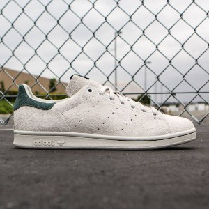 Adidas Consortium x Juice Men Stan Smith (tan / green)