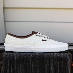 Vans Men Authentic - C and L (white / true white)