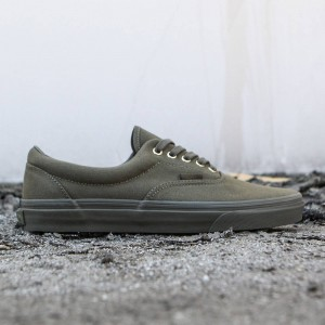 Vans Men Era - Gold Mono (green / ivy)