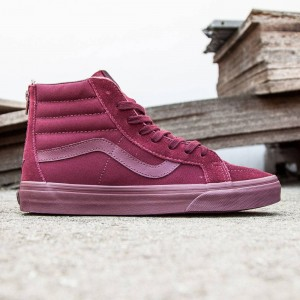 Vans Men Sk8-Hi Reissue Zip - Mono (navy / port royale)