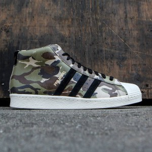 Adidas x Complex Men Pro Model 80's (camo / black)