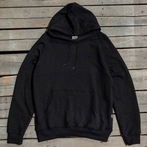 BAIT Men Premium Hoody - Made In Los Angeles (black)