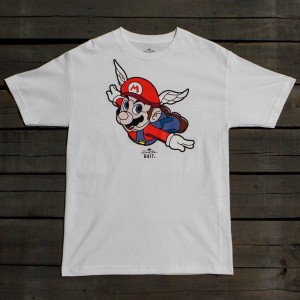 BAIT x David Flores Men Mario Tee (white)