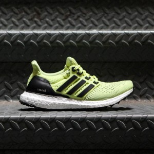 Adidas Women Ultra Boost (yellow / frozen yellow / midnight indigo)