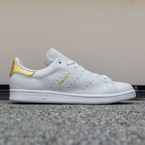 Adidas Men Stan Smith 999 - 24K (white / vintage white / matte gold)