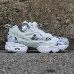 Reebok Men Instapump Fury Seasonal Graphic Pack (white / opal / steel)