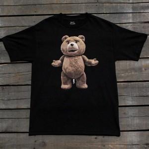 BAIT x Ted Men Big Ted Tee (black)