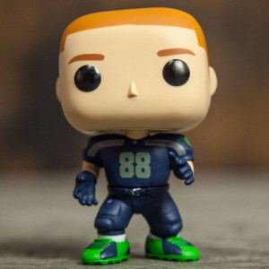 Funko POP NFL: Wave 3 - Seattle Seahawks Jimmy Graham (navy)