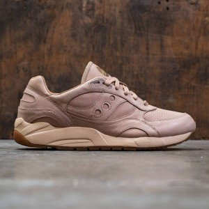 Saucony Men G9 Shadow 6 - Veg Tan (brown / tan)