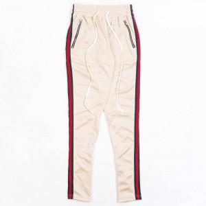 Lifted Anchors Men Jenner Track Pants - BAIT Exclusive (khaki / multi)